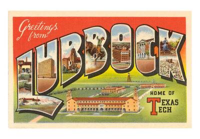LubbockPostcard